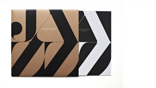 Jazz FM Booklet Matt Willey #editorial #typography