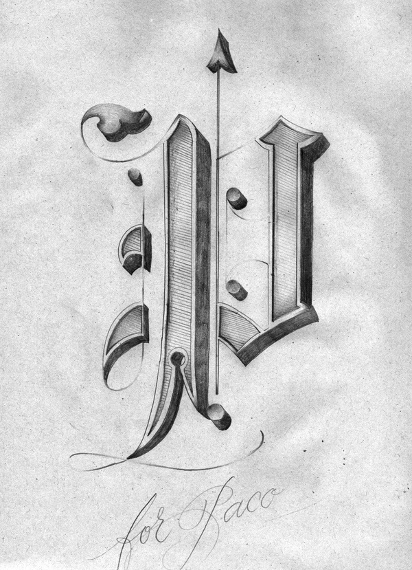 calligraphy-giuseppe-salerno35 #calligraphy #lettering #tipography #brush #type