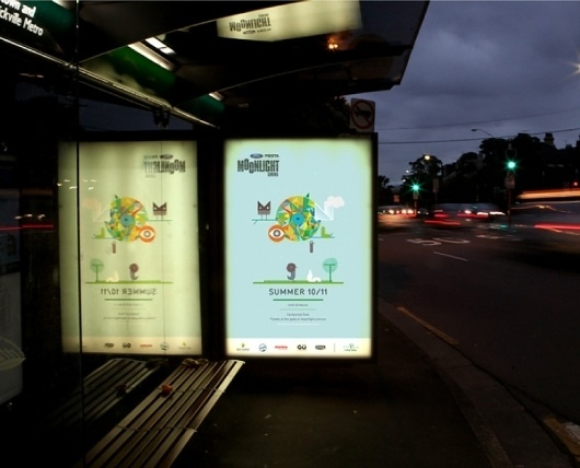 Naughtyfish design, Sydney (+612 9357 5911) #poster