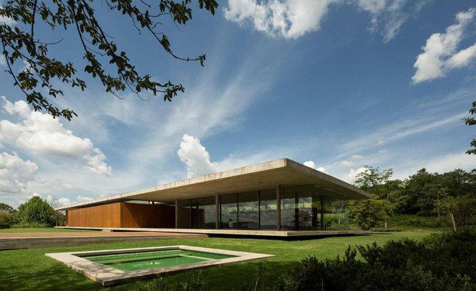 Casa Redux by Marcio Kogan #achitecture