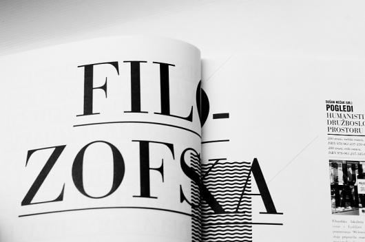 Faculty of Arts | vbg.si - creative design studio #book