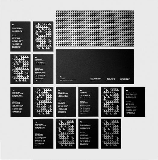 Papeterie Identity by Catalog Studio | Shiro to Kuro #design #graphic #identity