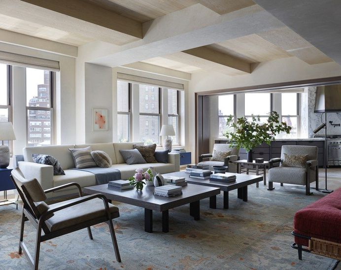 Waverly Place Loft in Manhattan by GRADE