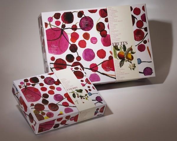FRUIT BOUTIQUE. package - Advision Design #paint #package