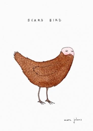 All sizes | Beard Bird | Flickr - Photo Sharing! #beard #bird