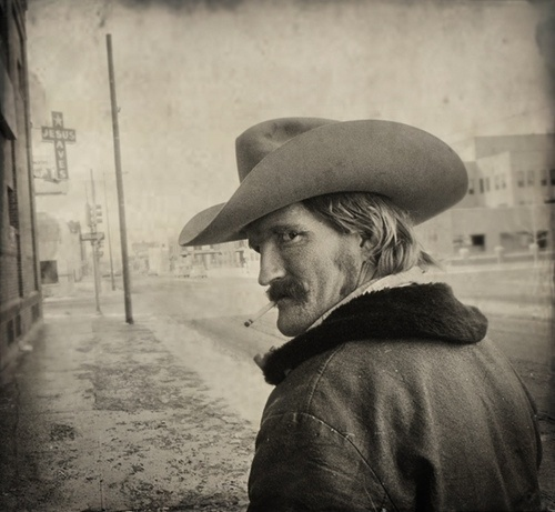 jesus saves 6/27/07 | Flickr - Photo Sharing! #jesussaves #photography #cowboy