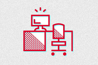 azteca86 #computer #office #desk #icons