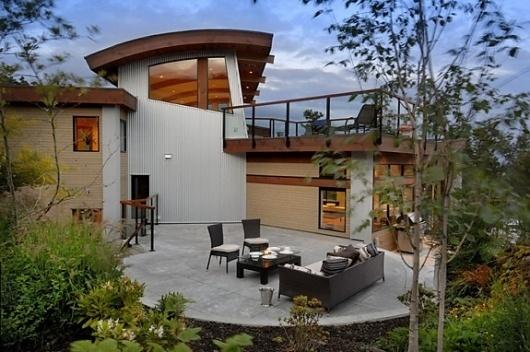 Onestep Creative - The Blog of Josh McDonald » The Armada House #canada #house #armada #design #kb #architecture