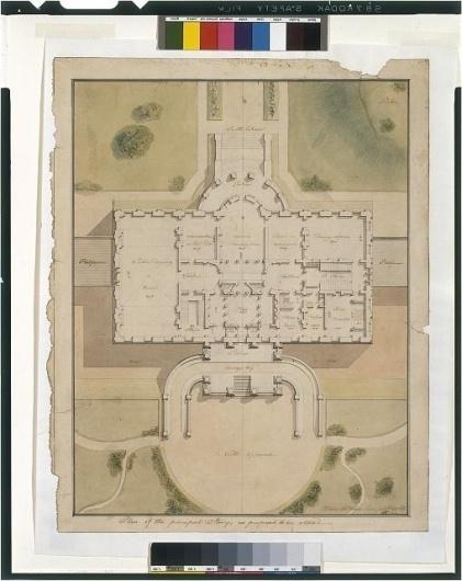 [The White House ( #white #house #washington #of #architecture #library #congress