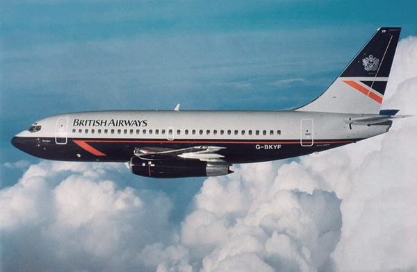 British Airways Corporate Graphics #british #branding #landor #air #design #graphic #travel #aircraft #guidelines #corporate #identity #airways