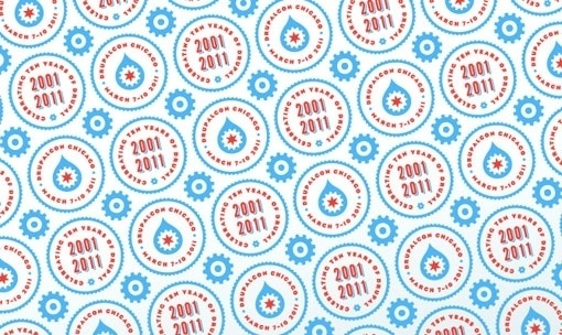 design work life » cataloging inspiration daily #logo #identity #drupalcon