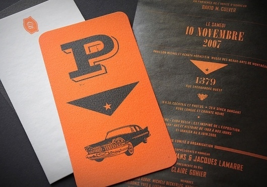 Graphic-ExchanGE - a selection of graphic projects #print #design #orange #book