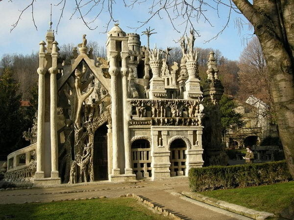 Ideal Palace (France) #building #house #interesting