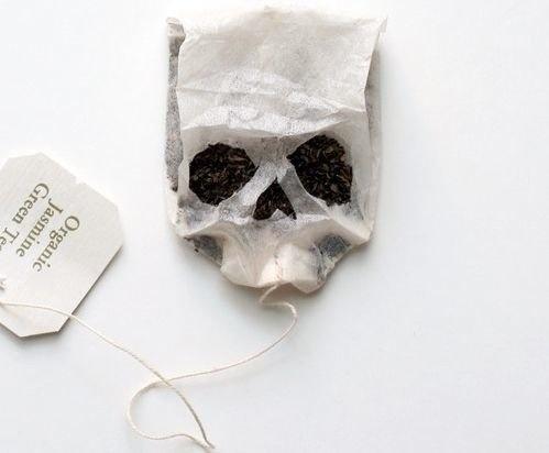 High heels and hangovers. #bags #skulls #tea #cutout