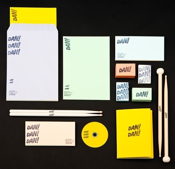 Friday Likes 07 - Brand New #dalmau #identity #alex #branding