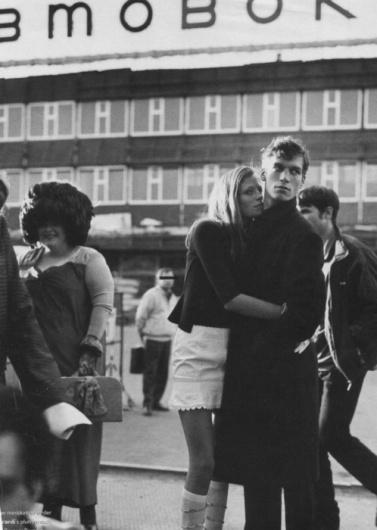 Likes | Tumblr #portrait #couple #street