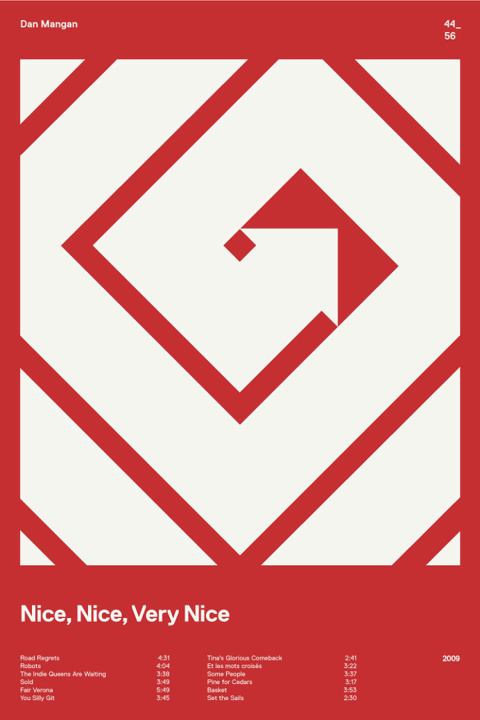 swissritual.ca #SwissRitual #graphic #design #minimal #music #grid #poster #swiss #illustration #DanMangan