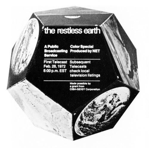 Vintage Packaging for NASA