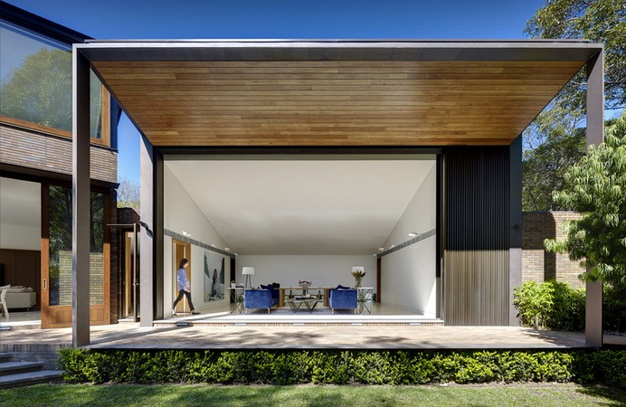 Woollahra Residence by Tzannes Associates #architecture #minimal #minimalism