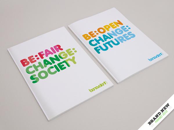 Benevolent Society on Behance #color