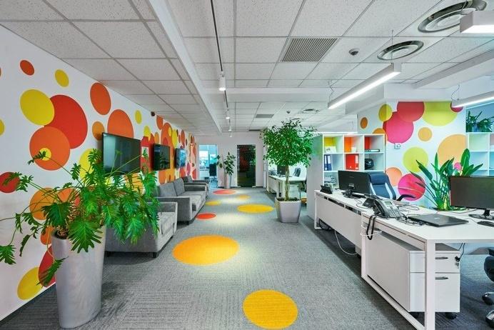 BRP Office Interior Design
