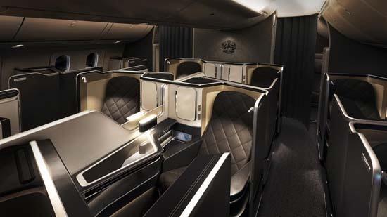 British Airways Unveil First Class Dreamliner Seats #BritishAirways #Dreamliner #travel