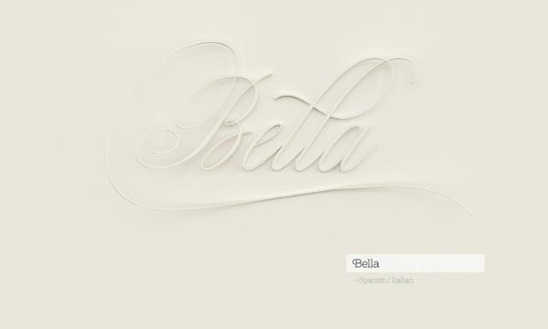Bellissima Script on Behance #bella #belissima #script #3d