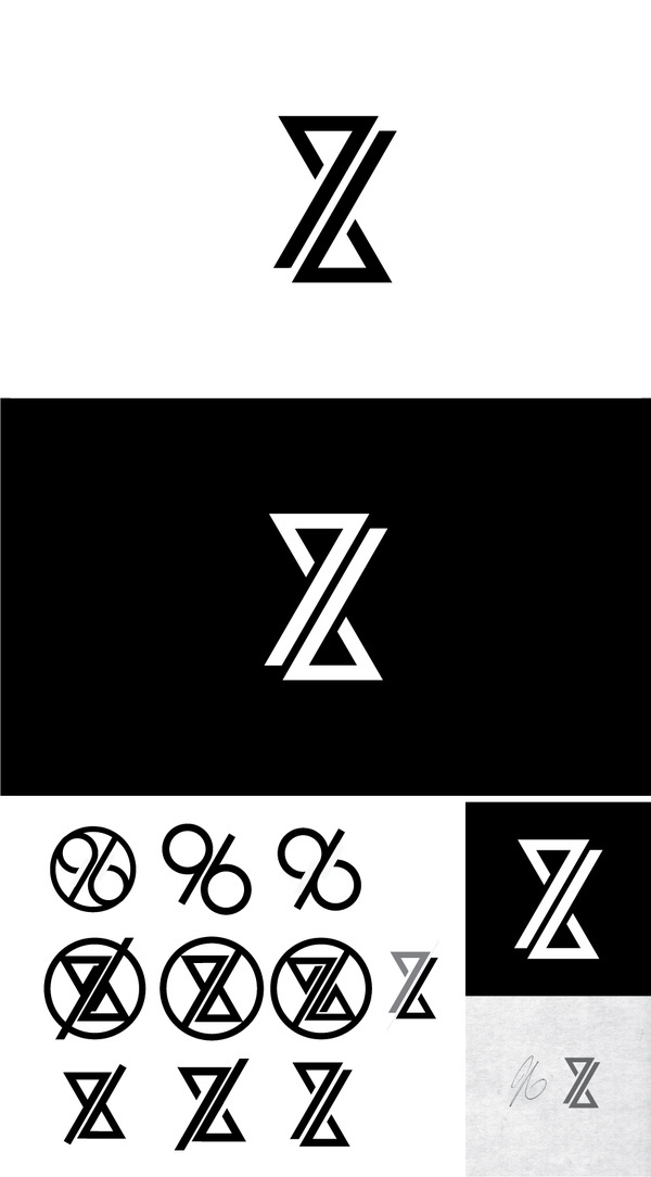 My personal logo #logo #numbers