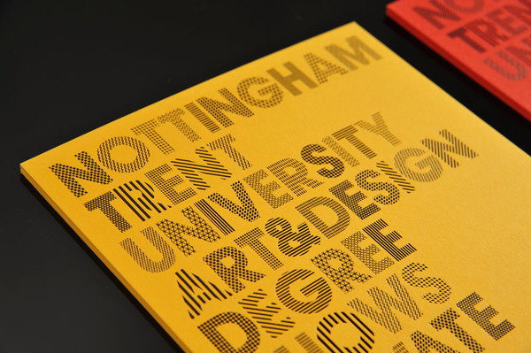 Andrew Townsend #type #print