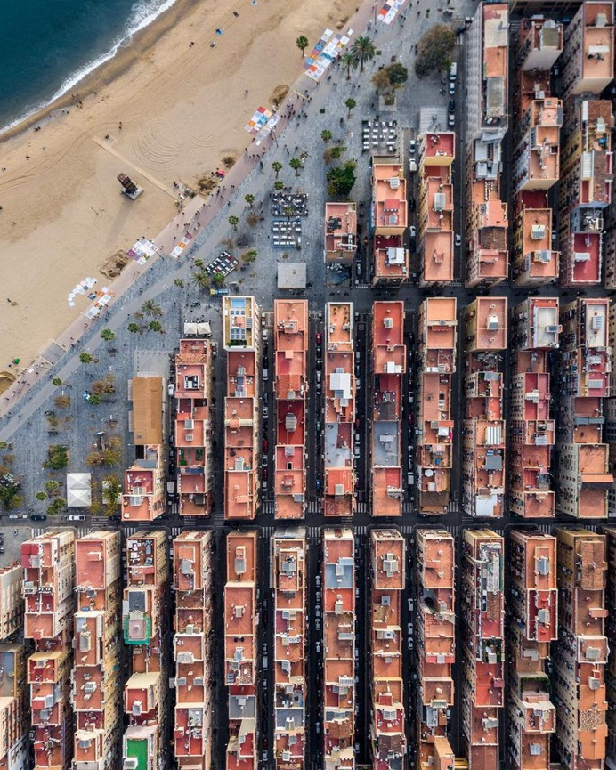 Márton Mogyorósy Uses Drone to Capture Architectural Photography