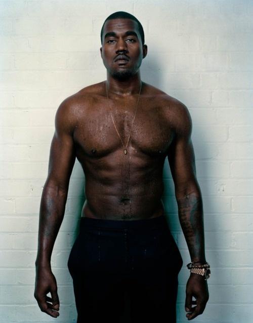 Kanye.P.S. I #kanye #kanyewest #portrait #west