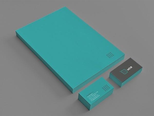 YCE Design // logo and corporate #print #design #graphic #corporate #minimal #logo #blue