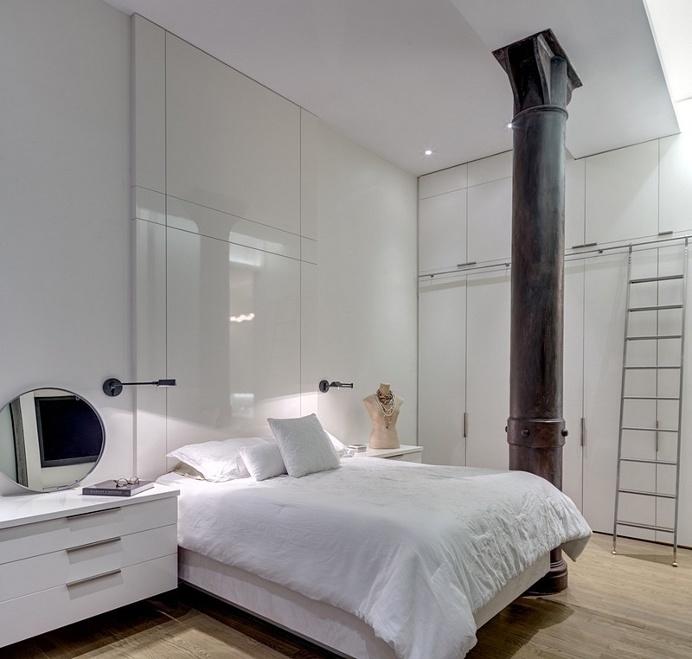 Noho Duplex by Lilian H Weinreich Architects