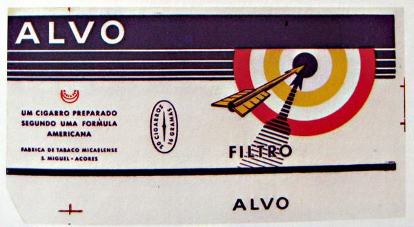 Alvo cigarettes   Flickr Photo Sharing! #arrow
