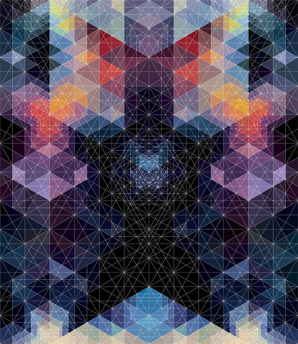 Andy Gilmore Geometric Design 7 #gilmore #andy #geometry #design #geometric #illustration