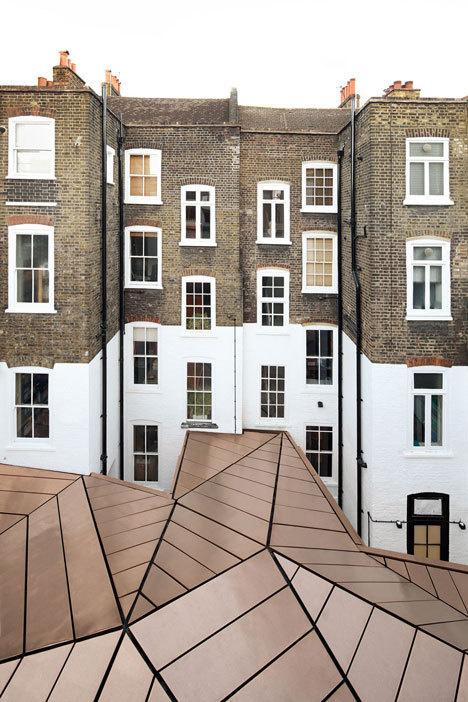 Emrys Architects for GMS Estates   Bloomsbury, London #building #architecture