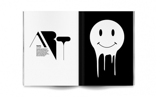 Looks like good Graphic Design by Daniel Siim #white #siim #print #design #graphic #black #daniel #media