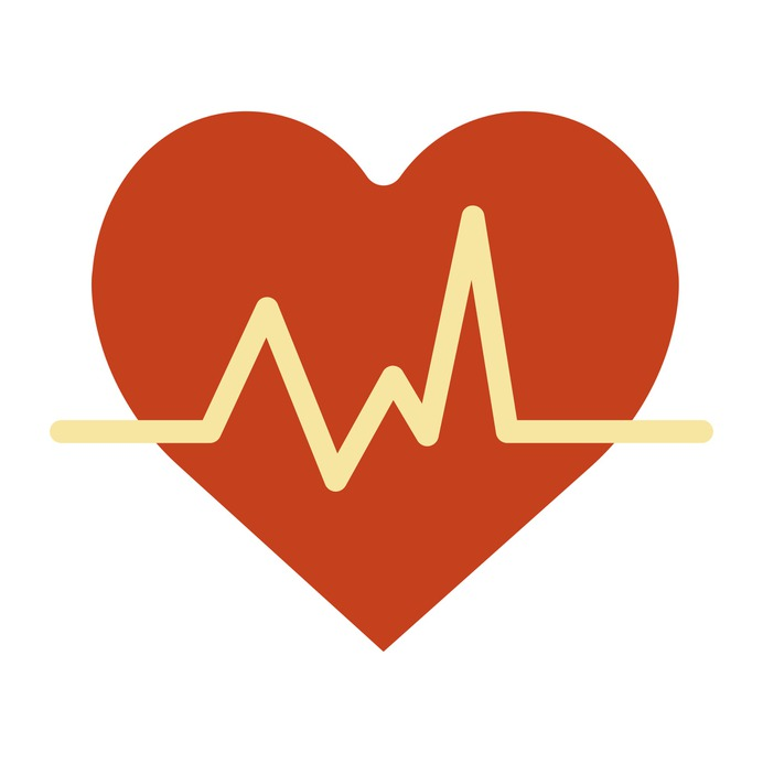See more icon inspiration related to heart, cardiogram, electrocardiogram, medical, heart rate and pulse on Flaticon.