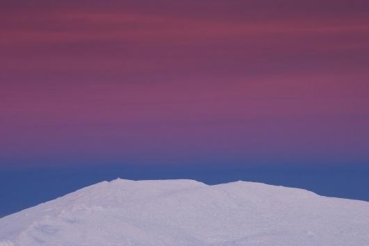 Фотожурнал Коржонова Данила - Зимний Крым #snow #gradient
