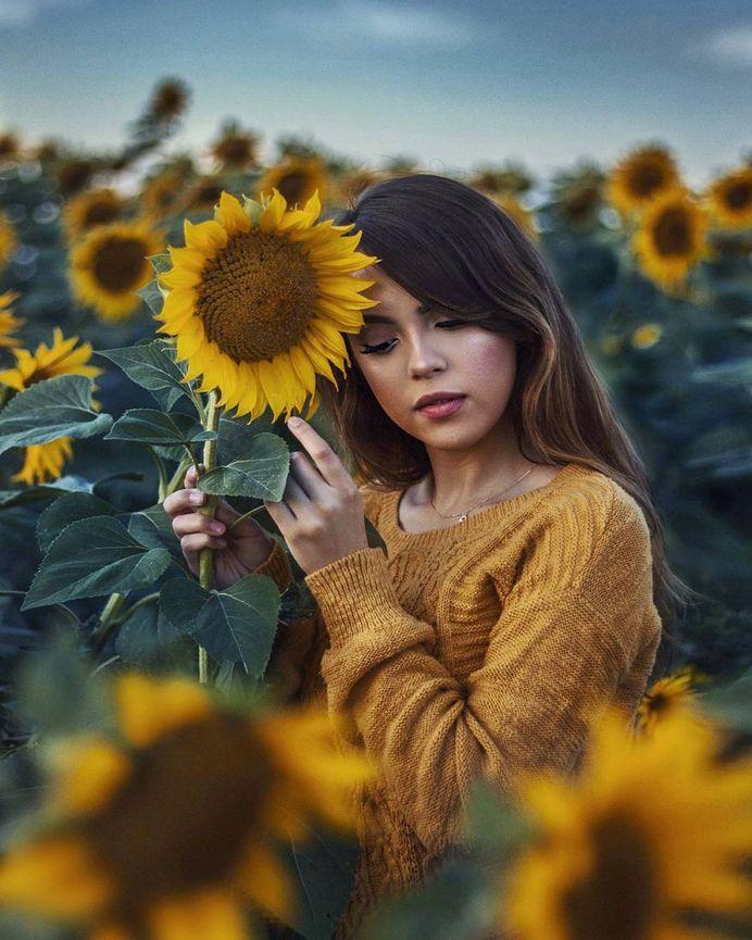 Dreamlike Portrait Photography by Calob Castellon