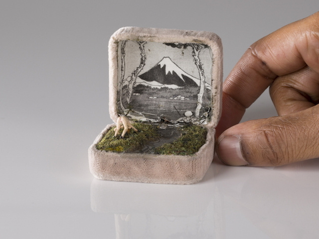 talwst20 #miniature #art #box #jewellery