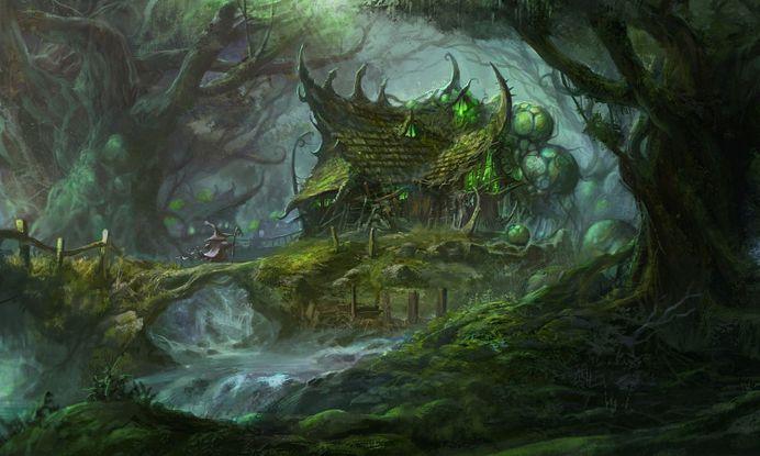 best fantasy wallpapers forest home hd images on designspiration rh designspiration net
