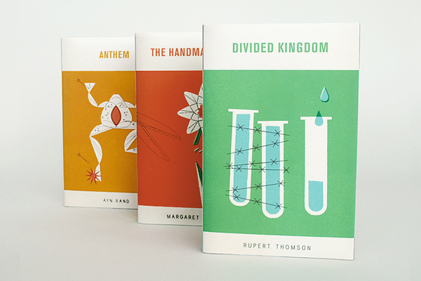 Dystopian Novels Lydia Nichols #illustration