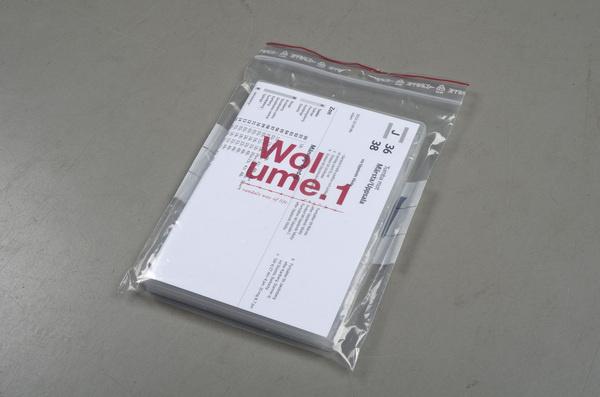 Wolume 1 #wwwsimonjkcom #dvd #packaging #graffiti #design #graphic #jung #krestesen #cover #simon