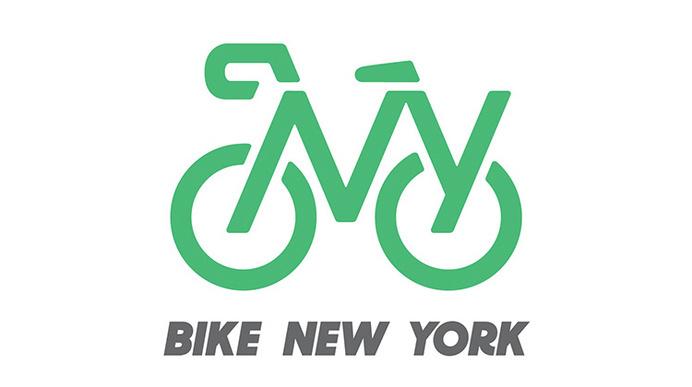 Bike New York / Emily Oberman - Pentagram #ny #bike #green