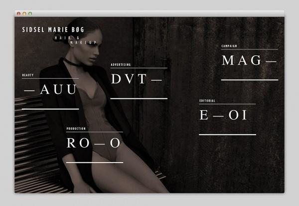 Websites We Love #based #design #grid #webdesign #fashion #web