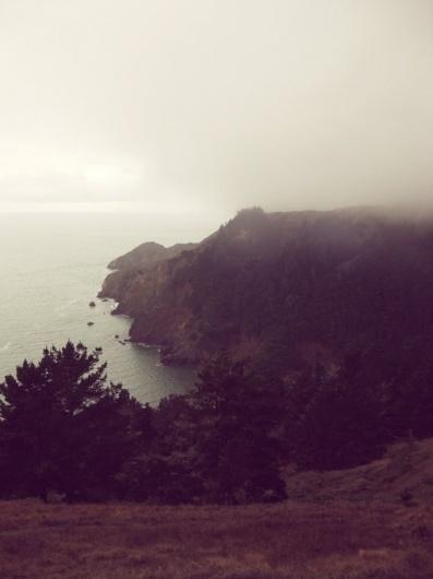Aufschnitt/ #fog #bay #san #landscape #francisco