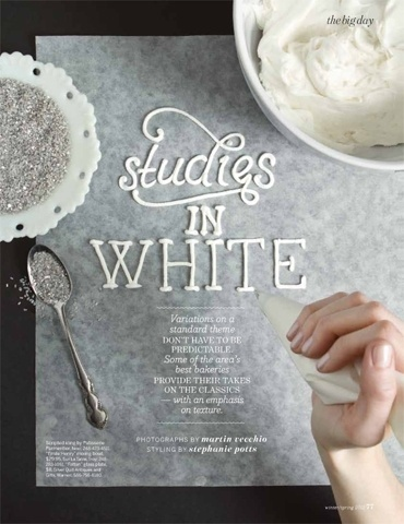 WhiteCakes | Jessica Decker