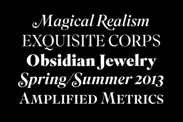Best Vllg Mckl Superiortitle Type Font images on Designspiration