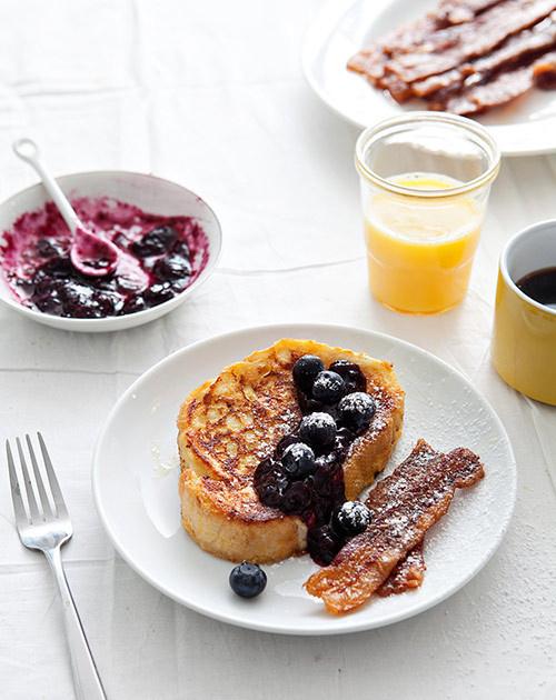 FrenchToast0 #bacon #toast